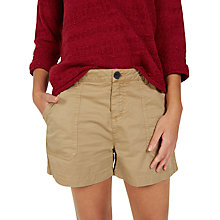Buy Fat Face Worker Shorts, Desert Online at johnlewis.com