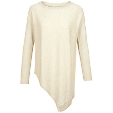 Buy Fat Face Hadley Asymmetric Jumper Online at johnlewis.com