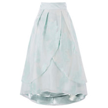 Buy Coast Lulia High Low Skirt, Mint Online at johnlewis.com