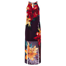 Buy Coast Savannah Printed Maxi Dress, Multi Online at johnlewis.com