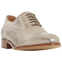Buy Dune Flourish Lace Up Brogues Online at johnlewis.com
