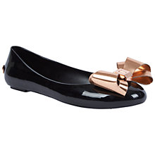 Buy Ted Baker Julivia Entangled Enchantment Ballet Pumps, Multi Online at johnlewis.com
