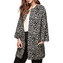 Buy Gerard Darel Marylou Coat, Black Online at johnlewis.com