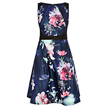 Buy Coast Mildura Tabby Print Dress, Multi Online at johnlewis.com