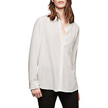 Buy Gerard Darel Capucine Blouse, Beige Online at johnlewis.com