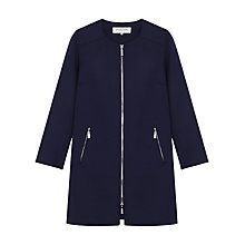 Buy Gerard Darel Madison Coat, Midnight Online at johnlewis.com