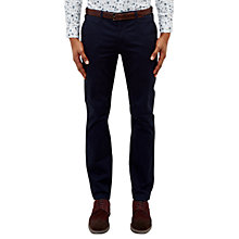Buy Ted Baker Exmoor Micro Print Slim Fit Trousers Online at johnlewis.com