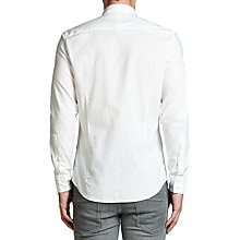 Buy BOSS Orange Epreppy Slim Fit Oxford Shirt, White Online at johnlewis.com