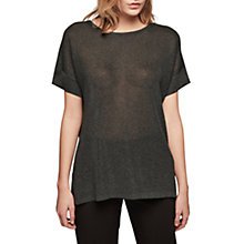 Buy Gerard Darel Alysson Knitted T-Shirt Online at johnlewis.com