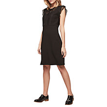 Buy Gerard Darel Richelieu Dress, Black Online at johnlewis.com