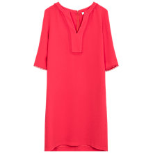 Buy Gerard Darel Blessing Dress, Orange Online at johnlewis.com