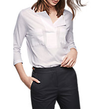 Buy Gerard Darel Talia T-Shirt, White Online at johnlewis.com