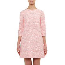 Buy Ted Baker Colour By Numbers Jiggle Fish Print Shift Dress Online at johnlewis.com