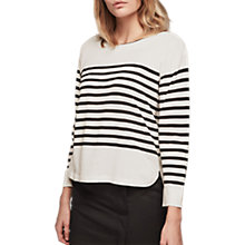 Buy Gerard Darel Alyssa Jumper, Ivory Online at johnlewis.com