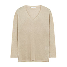 Buy Gerard Darel Amelie Jumper, Beige Online at johnlewis.com