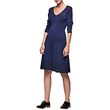 Buy Gerard Darel Adele Dress, Blue Online at johnlewis.com