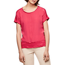 Buy Gerard Darel Voyage T-Shirt, Pink Online at johnlewis.com