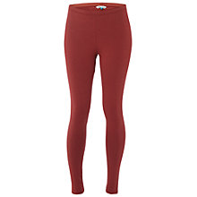 Buy White Stuff Jumping Lil Leggings, Clay Red Online at johnlewis.com