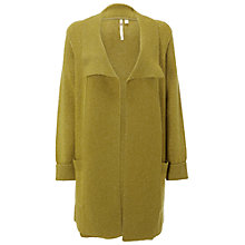 Buy White Stuff Wallflower Cardigan, Sprig Green Online at johnlewis.com