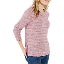 Buy White Stuff Swift Jumper, Pink Online at johnlewis.com