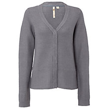 Buy White Stuff Hyacinth Cardigan, Squirrel Grey Online at johnlewis.com