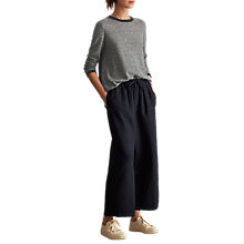 Buy Toast Stripe Linen Wool Jumper Online at johnlewis.com