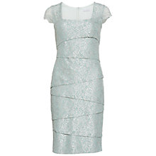Buy Gina Bacconi Layered Lace Dress Online at johnlewis.com