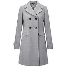 Buy Miss Selfridge Revere Collar Coat Online at johnlewis.com