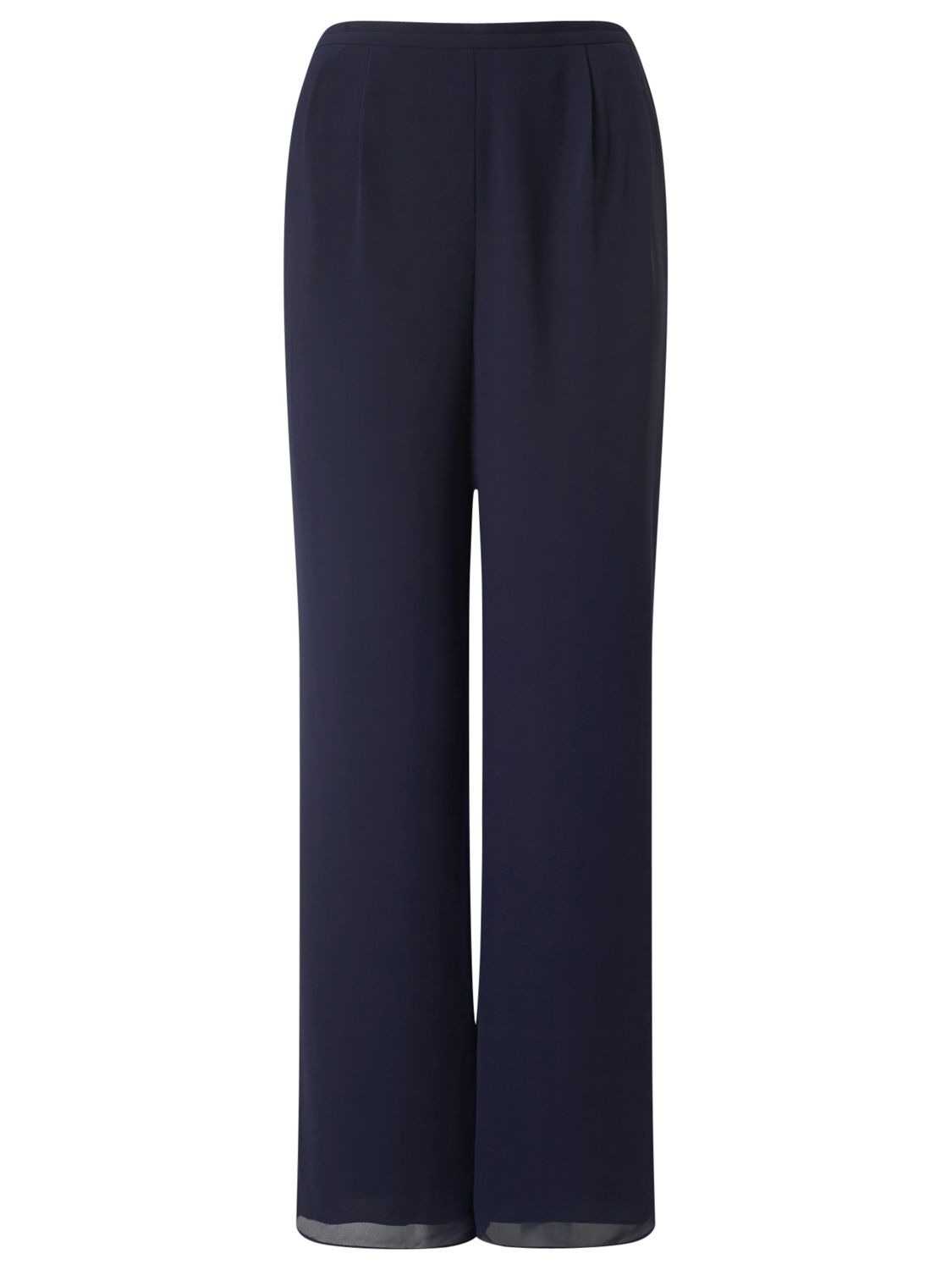 Jacques Vert Jacques Vert Chiffon Straight Trousers