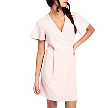 Buy Miss Selfridge Wrap Dress Online at johnlewis.com