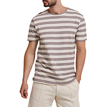 Buy Selected Homme Jameson Striped T-Shirt Online at johnlewis.com