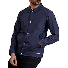Buy Selected Homme Dartanien Jacket, Outer Space Online at johnlewis.com