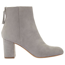 Buy Mint Velvet Edie Block Heeled Ankle Boots Online at johnlewis.com