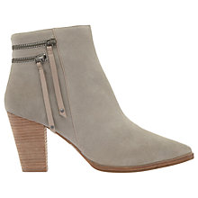 Buy Mint Velvet Scarlett Block Heeled Ankle Boots Online at johnlewis.com
