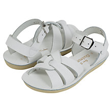 Buy Salt-Water Children's Swimmer Leather Sandals Online at johnlewis.com