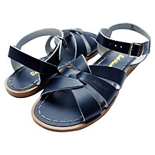 Buy Salt-Water Children's Original Leather Sandals Online at johnlewis.com