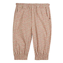 Buy Wheat Baby Sara Trousers, Cream Online at johnlewis.com
