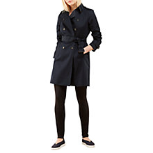 Buy Jigsaw Trench Coat Online at johnlewis.com