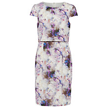 Buy Phase Eight Effie Print Dress, Multi Online at johnlewis.com