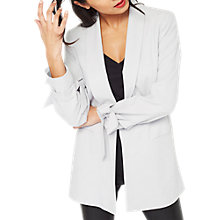 Buy Miss Selfridge Bow Sleeve Blazer Online at johnlewis.com