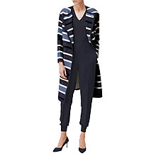 Buy L.K. Bennett Finley Cape Coat, Multi Online at johnlewis.com
