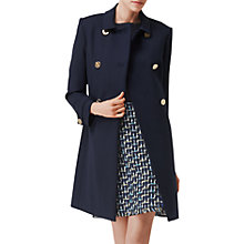 Buy L.K. Bennett Bay Double Breasted Coat Online at johnlewis.com