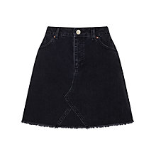 Buy Miss Selfridge Authentic Denim Skirt Online at johnlewis.com