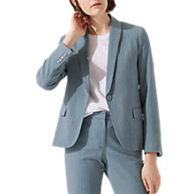 Buy Jigsaw Seersucker Portofino Jacket Online at johnlewis.com