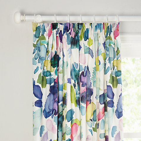 Buy Bluebellgray Palette Pair Lined Pencil Pleat Curtains