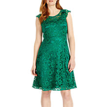 Buy Studio 8 Allegra Dress, Green Online at johnlewis.com