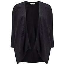 Buy Studio 8 Yasmin Cardigan, Charcoal Online at johnlewis.com