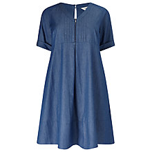 Buy Studio 8 Kora Dress, Blue Online at johnlewis.com
