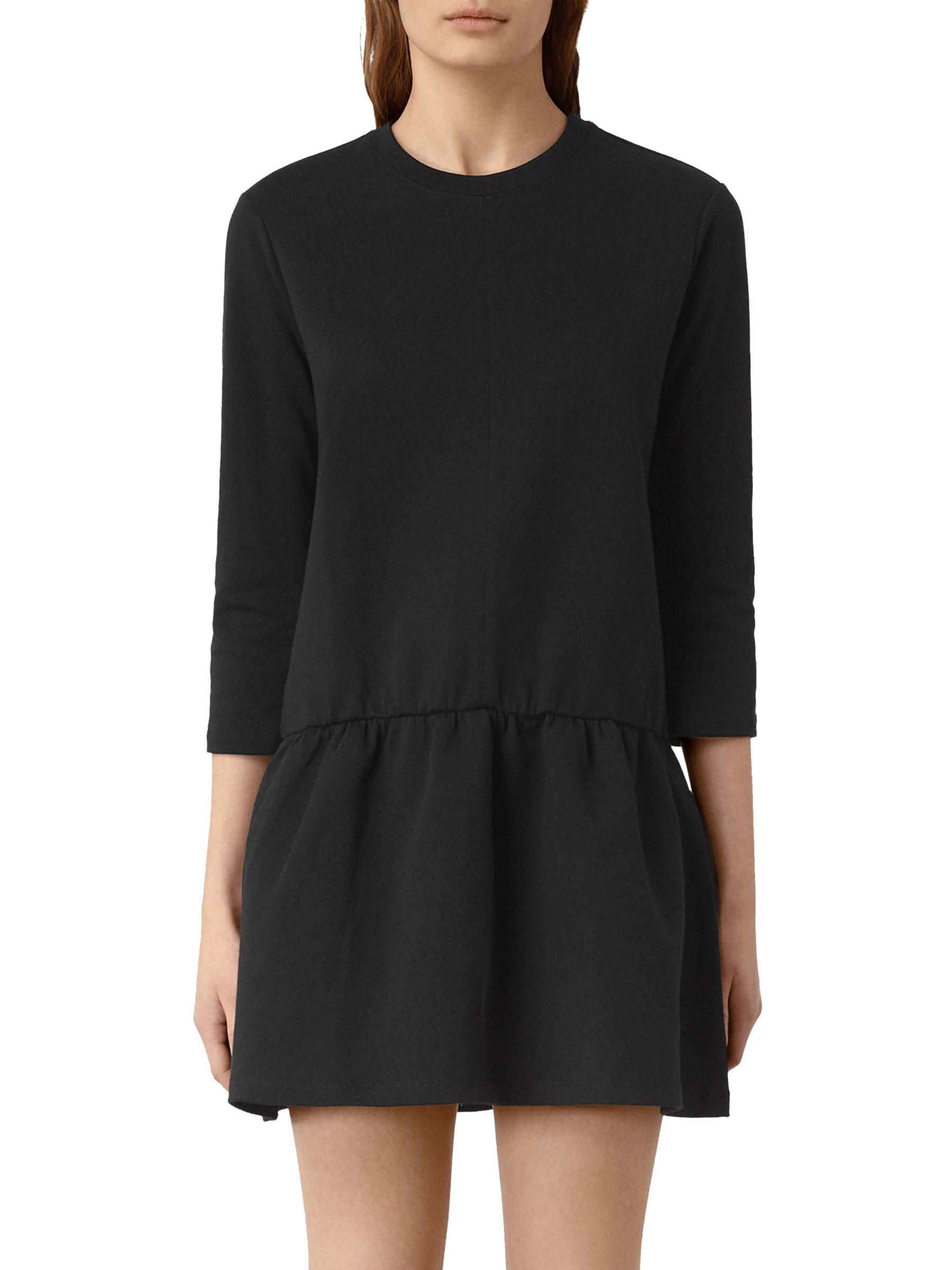 AllSaints AllSaints Niki Dress, Black