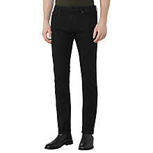 Buy Reiss Benjamin Slim Fit Jeans, Black Online at johnlewis.com